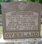 Overland - Map1 Row1 Plot188 S