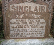 Sinclair - Map1 Row1 Plot195 3, 4, 5