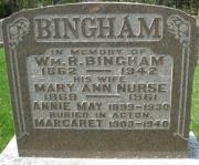 Bingham M2 R9 P41 LA,B,C,D