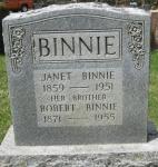Binnie M2 R8 P58 LC,D