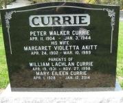 Currie M2 R10 P28 LA,B,C,D