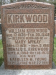 Kirkwood M2 R8 P53 LA,B,C,D