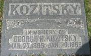 Kozitsky M2 R8 P60 LD