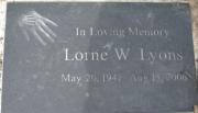 Lyons M2 R1 P164 LA,B