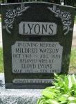 Lyons M2 R1 P164 LB