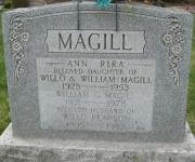 Magill M2 R7 P68 LA,B,C,D