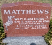 Matthews M2 R1 P172 LB,C
