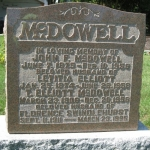 McDowell M2 R6 P83 LA,B,C,D