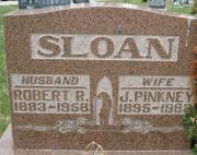 Sloan M2 R7 P73 LA,B