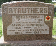 Struthers M2 R5 P92 LA,B