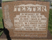 Teeter M2 R3 P136 LC,D