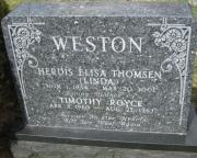 Weston M2 R5 P102 LA,B,C,D
