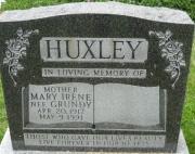 Huxley M3N R4 L38,39