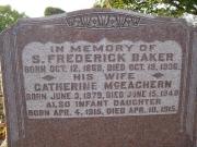 Baker - Map1 Row5 Plot127