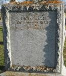 Bush - Map1 Row12 Plot10 A