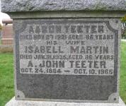 Teeter - Map1 Row6 Plot118 C