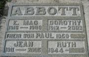 Abbott M2 R8 P48 LA,B,C