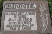 Binnie M2 R9 P39 LA