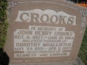 Crooks M2 R4 P115 LA,B