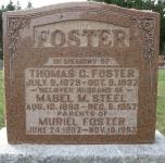 Foster M2 R9 P34 LA,B,C,D