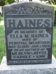 Haines M2 R8 P59 LC