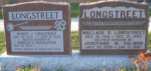 Longstreet              M2 R1 L169C,D