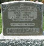 McDougall M2 R9 P42 LC,D