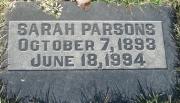 Parsons M2 R4 P114 LB