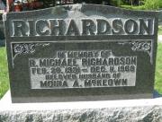 Richardson M2 R3 P136 LA