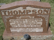 Thompson M2 R6 P74 LA,B,C,D