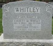 Whitley M2 R8 P52 LA,B,C,D