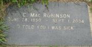 Robinson M3N R4 L20,21 A